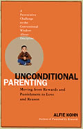 unconditional parenting book cover