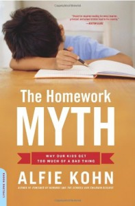 The Homework Myth - Alfie Kohn - Front