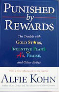 Punished by Rewards Book Cover