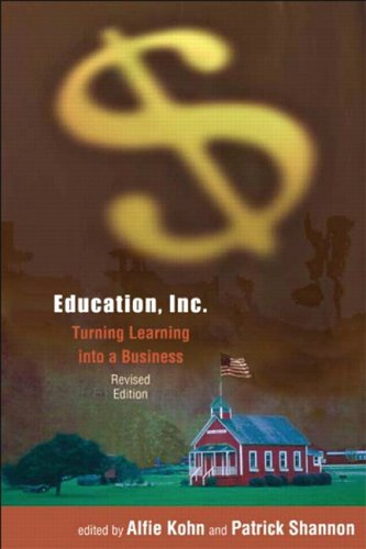 Education Inc - Alfie Kohn