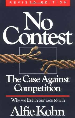 No Contest - Alfie Kohn