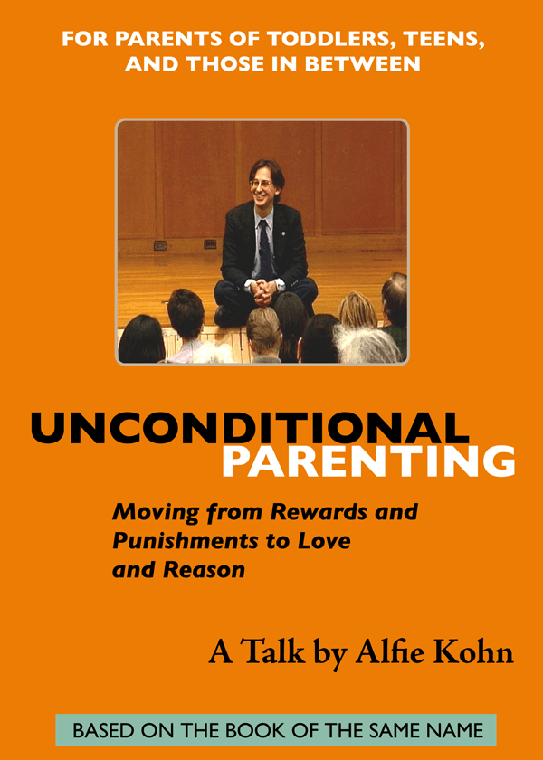 DVD on Parenting