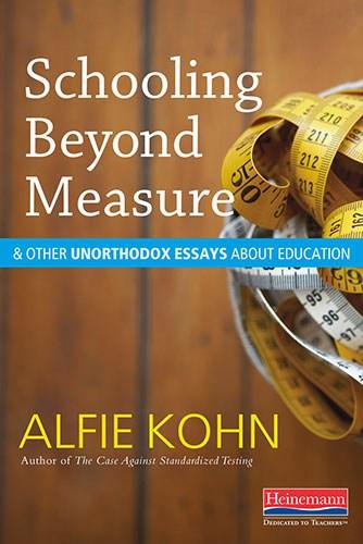 alfie kohn homework an unnecessary evil